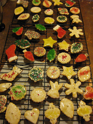 Cheery cookies