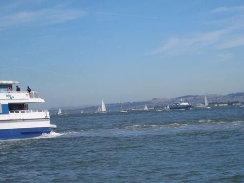 Boats bay