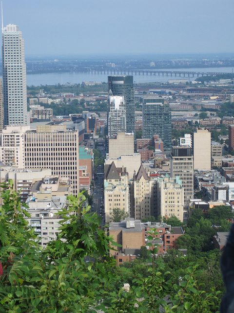 Montreal Overlook