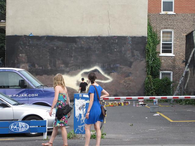 Montreal Mural 1