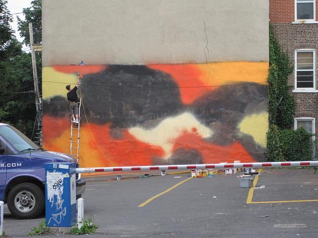 Montreal Mural 2