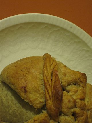 Baked Apple Dumpling