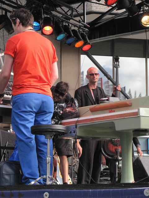 Montreal Jazz Festival Rhodes