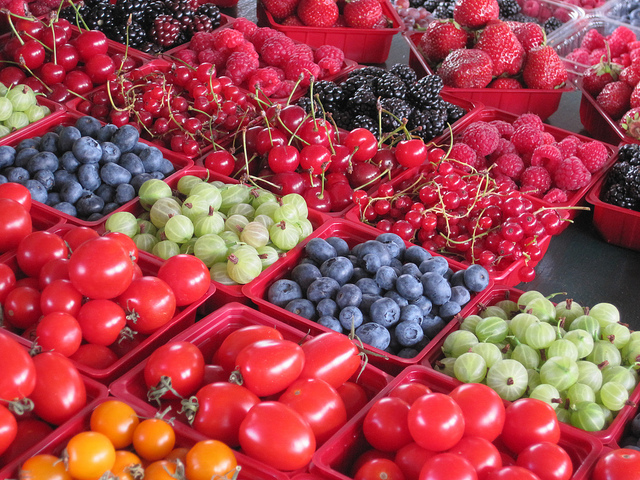 Montreal Summer Fruit