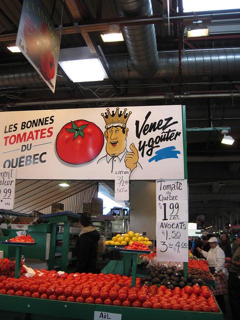 Montreal Bonnes Tomates