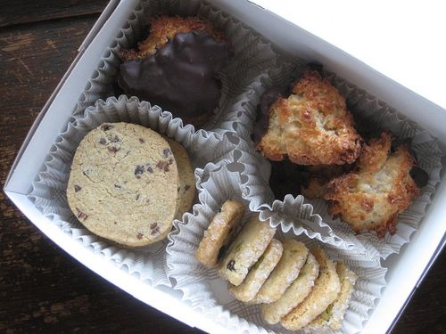 BD Food Styling Cookie Box