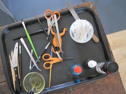 BD Food Styling Kit onset