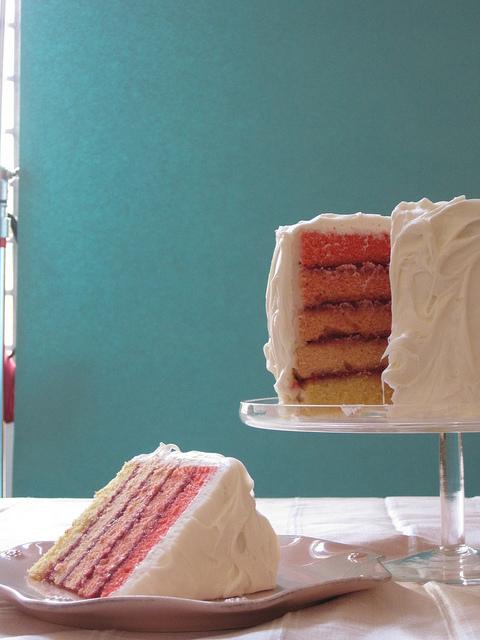 BD Food Styling Cake Setup