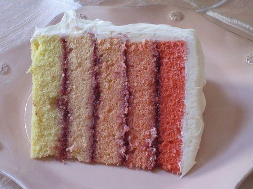BD Food Styling Beet Juice Cake Slice